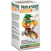 Natursept MED kaszel lizaki, o smaku pomarańczowym, 6 sztuk