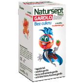 Natursept MED gardło lizaki bez cukru, 6 sztuk