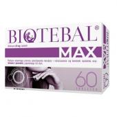 Biotebal Max 10mg, 60 tabletek