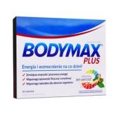 Bodymax Plus z lecytyną, 30 tabletek