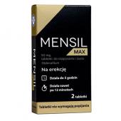 Mensil Max 50mg, 2 tabletki