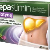 Hepaslimin z biotyną, 30 tabletek