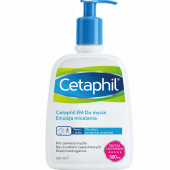 Cetaphil EM, emulsja micelarna do mycia, 500ml