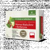 Morwa Biała forte + Berberyna, 60 tabletek