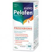 Pelafen Kid MD Przeziębienie, syrop, 100ml