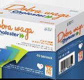 Dobra Waga + Cholester, 60 tabletek