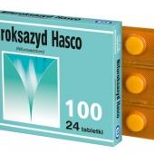 Nifuroksazyd 100mg, 24 tabletek