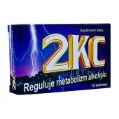 2 KC, 12 tabletek