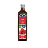 MalinaVital, sok z malin z lipą, 490 ml