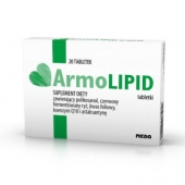 ArmoLipid, 20 tabletek