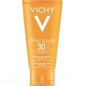 VICHY Ideal Soleil, ochronne mleczko do twarzy i ciała SPF30, 300ml