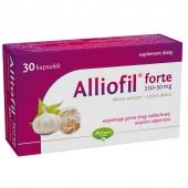 Alliofil forte 350 + 50 mg, 30 kapsułek