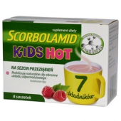 Scorbolamid Kids Hot, 8 saszetek