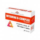 Witamina B Complex Domowa Apteczka, 50 tabletek