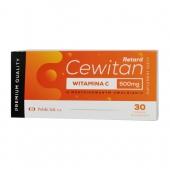 Cewitan Retard, 30 tabletek o modyfikowanym uwalnianiu