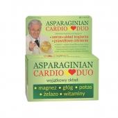 Asparaginian CardioDuo, 50 tabletek