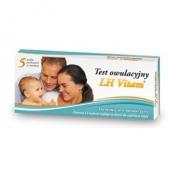 Test owulacyjny LH VITAM, 1 opakowanie (5 testów)