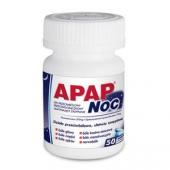Apap Noc, 50 tabletek
