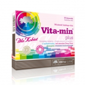Olimp, Vita-min Plus dla kobiet, 30 kapsułek