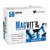 Magvit B6, 50 tabletek