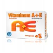 Vitaminum A+E Hasco, 30 kapsułek