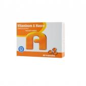 Vitaminum A Hasco, 2500 j.m., 50 kapsułek