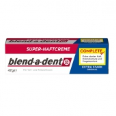 Blend-a-dent Extra Stark Original, klej do protez, 47g