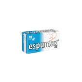 Espumax 125mg, 30 kapsułek