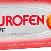 Nurofen Forte 400mg, 12 tabletek