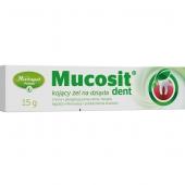 Mucosit Dent, żel, 15g
