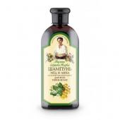 Babcia Agafia, szampon miód lipa, do każdego rodzaju włosów, 350ml