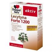Doppelherz, Aktiv Lecytyna 1200 Forte, 30 tabletek