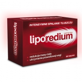 Liporedium, 60 tabletek