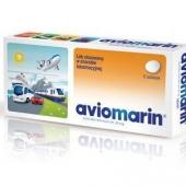 Aviomarin 50mg, 5 tabletek