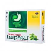 Hepatil Trawienie, 20 tabletek