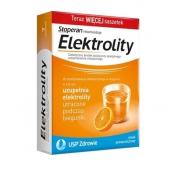 Elektrolity, smak pomarańczowy, 7 saszetek