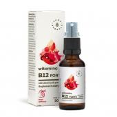Aura Herbals, Witamina B12 Forte, aerozol, 30ml
