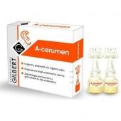 A-CERUMEN, prep. do higieny uszu, 5 ampułek po 2ml
