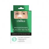 L'biotica, plastry na nos głęboko oczyszczające pory, 3 sztuki