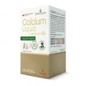 Biovitum, Calcium Liquid + witamina D3, 120 kapsułek