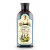 Babcia Agafia, szampon odżywczy do włosów normalnych i przetłuszczających, 350ml