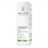 IWOSTIN Purritin Rehydrin, krem przeciwzmarszczkowy SPF 15, 40ml