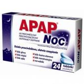 Apap Noc, 24 tabletki