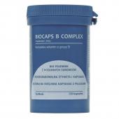 BIOCAPS B COMPLEX, 120 kapsułek