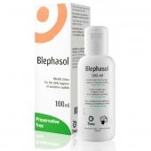 Blephasol, płyn micelarny do wrażliwych oczu, 100ml
