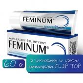 Feminum, żel intymny nawilżający, 60g