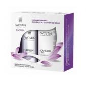 IWOSTIN Capillin, ZESTAW zaawansowana rewitalizacja i wzmocnienie skóry naczynkowej