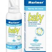 Marimer Baby, aerozol do nosa, 100ml