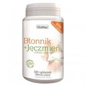 Błonnik + Jęczmień, 120 tabletek
