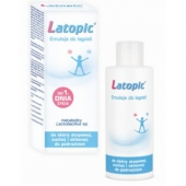 Latopic, emulsja do kąpieli, 200ml